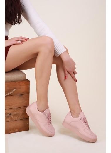 Tonny Black Beyaz Bayan Spor Ayakkabı V2005 Beyaz